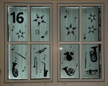 Adventsfenster MV Kröv 16.12.2020